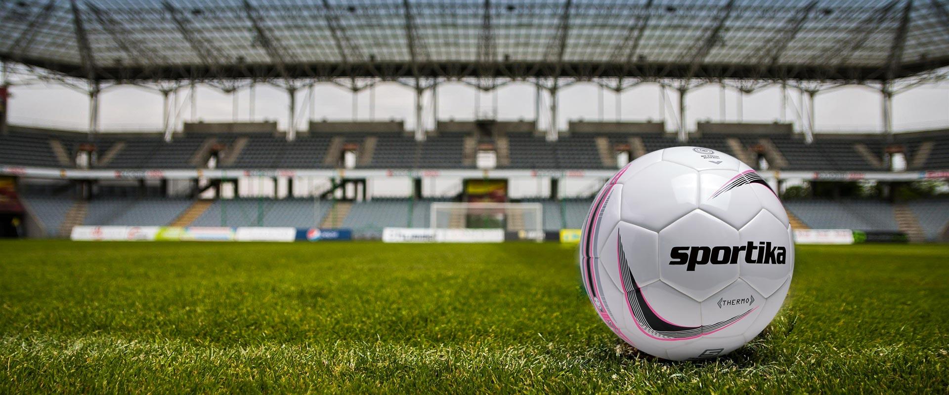 Forniture personalizzate per il calcio